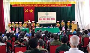Đại hội Đại biểu Hội Cựu TNXP tỉnh Kon Tum nhiệm kỳ 2019-2024
