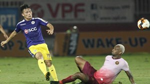 Vòng 17 V-League: Căng cả 2 đầu