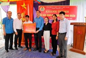 Những hoạt động thiết thực kỷ niệm 90 năm thành lập Công đoàn Việt Nam