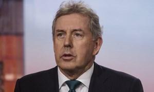 Đại sứ Anh tại Mỹ từ chức sau vụ rò rỉ điện tín
