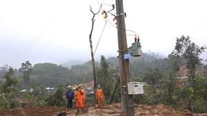 Quảng Nam: Hơn 350 tỷ đồng cấp điện cho trên 7.500 hộ nông thôn, miền núi