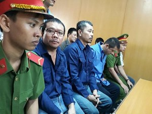 Ngày 31/7, xét xử phúc thẩm vụ 'logo xe vua'