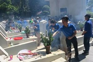Thế hệ trẻ MTTQ Việt Nam, Bộ VHTT-DL tri ân tại Hà Tĩnh