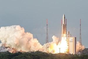 Ấn Độ phóng thành công vệ tinh liên lạc mới nhất GSAT-18