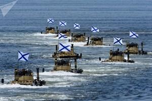 [ẢNH] Hạm đội Thái Bình Dương Nga: Trên biển và đất liền