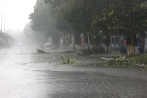 Áp thấp nhiệt đới trên Biển Đông đang mạnh lên thành bão