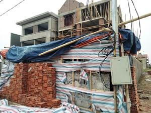 Dự án Khu đô thị Nam TP Thanh Hoá: Mặt bằng hiện đại nhưng không điện nước