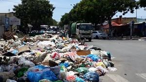 Căng thẳng chưa 'hạ nhiệt' ở bãi rác Khánh Sơn