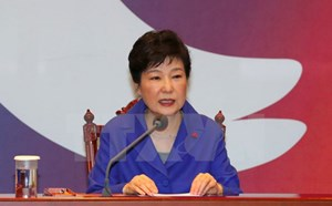 Bà Park Geun-Hye bác bỏ việc dính líu tới bê bối tham nhũng