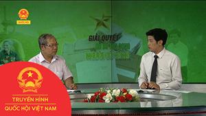 Bàn giao kênh truyền hình Quốc hội Việt Nam