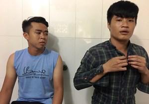 Băng cướp gây ra 25 vụ bằng thủ đoạn đánh 'phủ đầu' nạn nhân