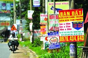 Bất động sản ở Đồng Nai: Cơ hội nhiều, rủi ro không ít