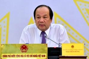 Bộ trưởng Mai Tiến Dũng nói về lý do dừng dự án điện hạt nhân Ninh Thuận