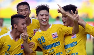 Bóng đá Thủ đô chuẩn bị cho mùa giải mới: Đặt niềm tin vào lớp trẻ