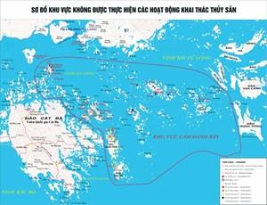 Cá nhân không được khai thác thủy sản tại điểm tham quan du lịch