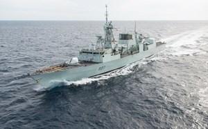Canada chi 11,7 tỷ USD hiện đại hóa đội tàu tuần tra trên biển