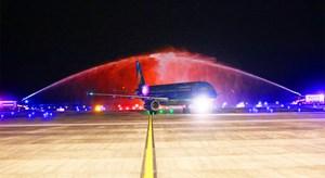 Cảng hàng không quốc tế Vân Đồn đón chuyến bay quốc tế thứ 2