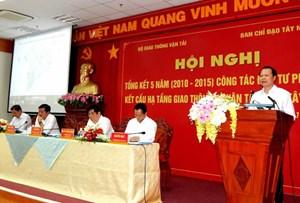 Chăm lo cho người nghèo, gia đình chính sách dịp tết Nguyên Đán 2016