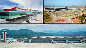 Chào đón sân bay, cao tốc và cảng khách chuyên biệt