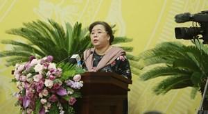 Chất vấn tại HĐND TP Hà Nội: Nóng các vấn đề về giải quyết khiếu nại và dự án 'treo'