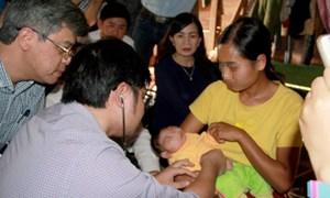 Cháu bé bị đầu nhỏ tại Đắk Lắk: Có thể nguyên nhân do Zika