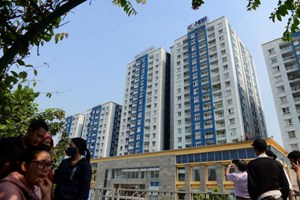 Chủ đầu tư bất ngờ chấm dứt hỗ trợ các hộ dân vụ cháy chung cư Carina