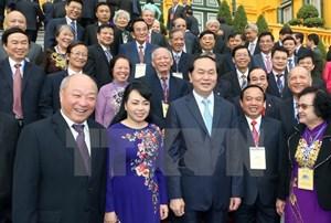 Chủ tịch nước Trần Đại Quang: Hướng tới một thế giới an toàn hơn trước dịch bệnh