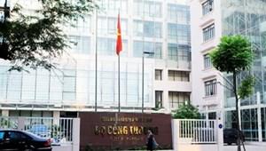 Bộ Công Thương giảm 5 đơn vị trực thuộc