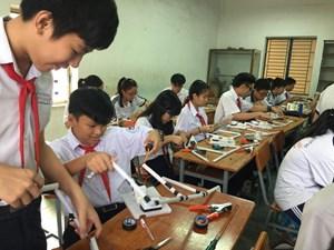 Chương trình giáo dục phổ thông mới: Đề cao hướng nghiệp