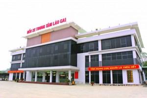 Chuyển BQL các Bến xe khách Lào Cai thành Cty cổ phần