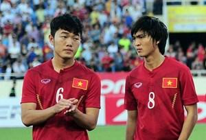 Công bố số áo tuyển Việt Nam dự King's Cup: Tuấn Anh 'thừa kế' số áo Công Phượng