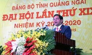 Công khai số điện và email của Bí thư, Chủ tịch HĐND tỉnh Quảng Ngãi