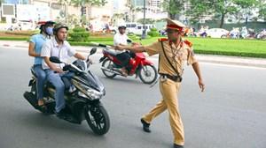 CSGT không dừng xe chỉ để kiểm tra chính chủ