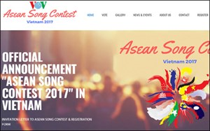Cuộc thi tiếng hát ASEAN+3 năm 2017