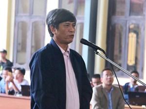 Cựu Thiếu tướng Nguyễn Thanh Hóa bị đề nghị từ 7,6 đến 8 năm tù