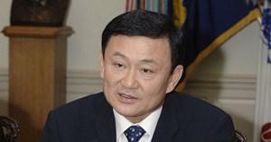 Cựu Thủ tướng Thái Lan Thaksin lại tái xuất