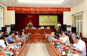 Đại hội điểm cấp xã tỉnh Vĩnh Phúc vào tháng 12/2018