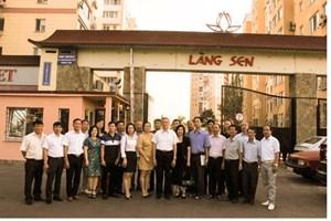 Đại sứ Nguyễn Minh Trí chia tay đầy xúc động với cộng đồng người Việt ở Odessa