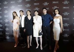 "Dàn sao tụ hội trong ""The Fashion Show powered by TRÉsemme"""
