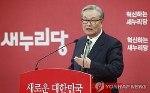 Đảng cầm quyền Hàn Quốc có lãnh đạo lâm thời