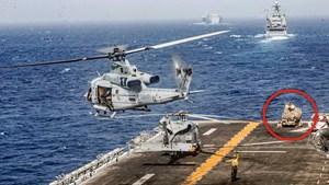 Mỹ bắn hạ máy bay Iran: Căng thẳng gia tăng