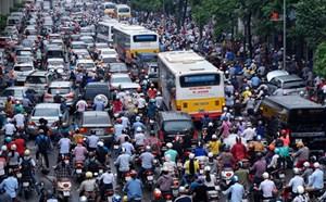 Đề án hạn chế xe máy của Hà Nội: Nhiều ý kiến chưa tán đồng
