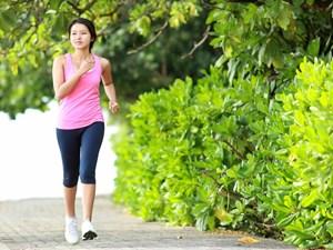 Đi bộ 25 phút mỗi ngày giảm nguy cơ tử vong vì ung thư