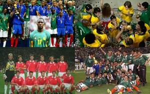 Điểm danh các nhà vô địch trong lịch sử Confederations Cup