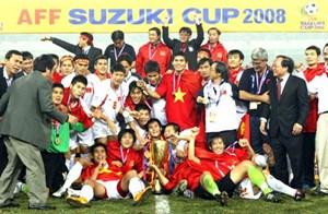 Điểm lại 11 lần vô địch của các đội bóng tại AFF Cup