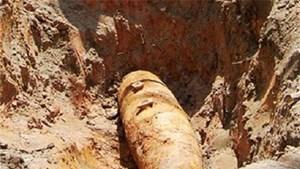 Điện Biên: Lên phương án di dời, hủy nổ quả bom nặng hơn 300 kg