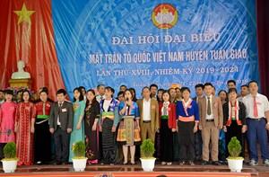 Điện Biên: Tích cực triển khai đại hội MTTQ các cấp