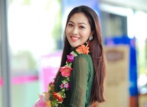 Diệu Ngọc được cấp phép dự thi Hoa hậu Thế giới 2016