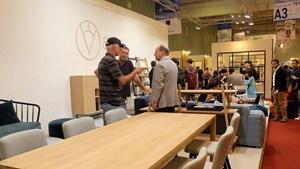 Đồ gỗ Việt chiếm lĩnh thị trường