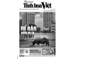 Đón đọc Tinh hoa Việt số 51, phát hành ngày 10/5/2017